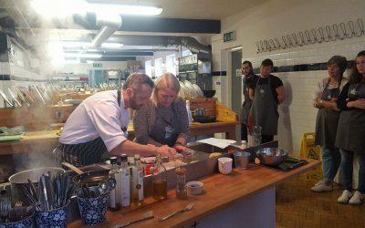 Featured Experience: Belfast Cookery School