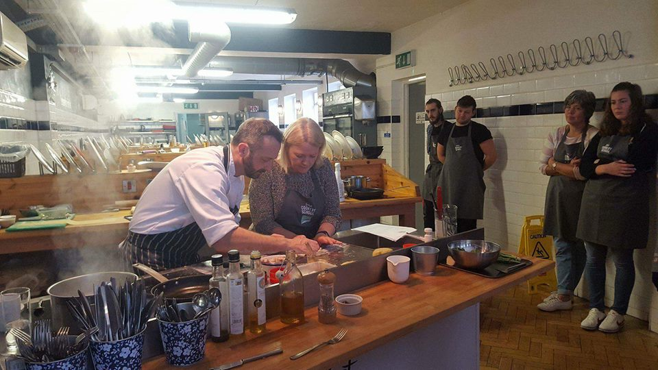 Featured Experience: Belfast Cookery School